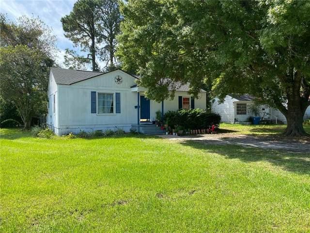 3301 Kemble Avenue, Brunswick, GA 31520 (MLS #1621331) :: Coastal Georgia Living