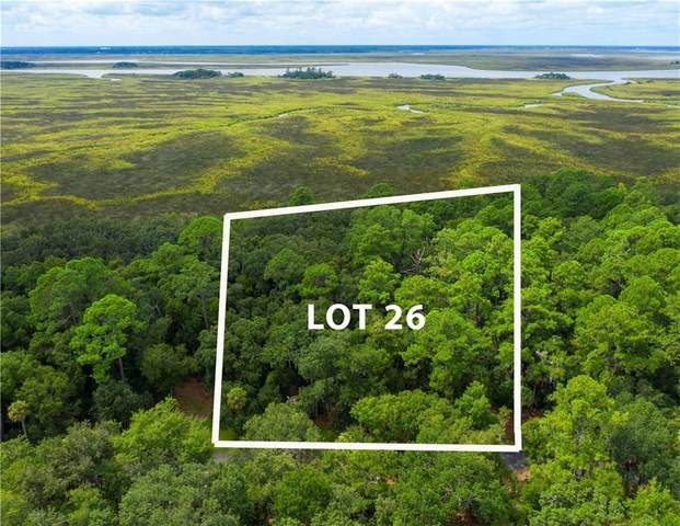 321 Saint Annies Lane, St. Simons Island, GA 31522 (MLS #1621527) :: Coastal Georgia Living