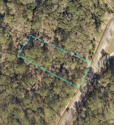 51 Sanderling Trace, Waverly, GA 31565 (MLS #1622553) :: Coastal Georgia Living