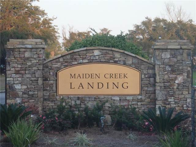 156 Sanford Drive, Waverly, GA 31565 (MLS #1622560) :: Coastal Georgia Living