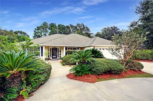 343 Brentwood Circle, Brunswick, GA 31523 (MLS #1622618) :: Coastal Georgia Living