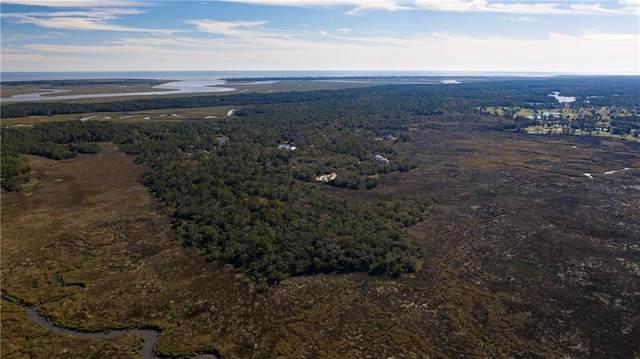 400 Lake Stillwater Dr. Drive, St. Simons Island, GA 31522 (MLS #1622699) :: Coastal Georgia Living