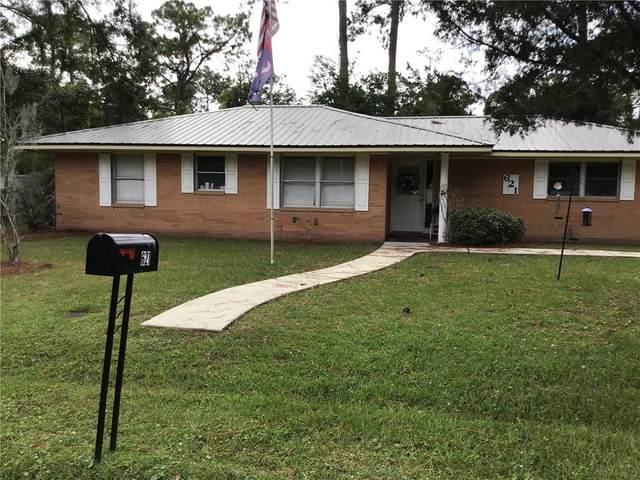 621 Price Street, Brunswick, GA 31525 (MLS #1622706) :: Coastal Georgia Living