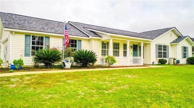 412 Emanuel Church Road, Brunswick, GA 31520 (MLS #1622760) :: Coastal Georgia Living
