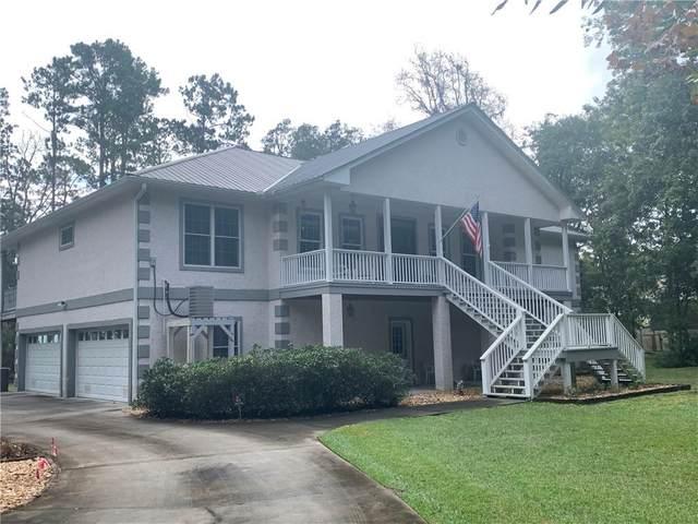 106 Osprey Lane, Brunswick, GA 31525 (MLS #1622780) :: Coastal Georgia Living