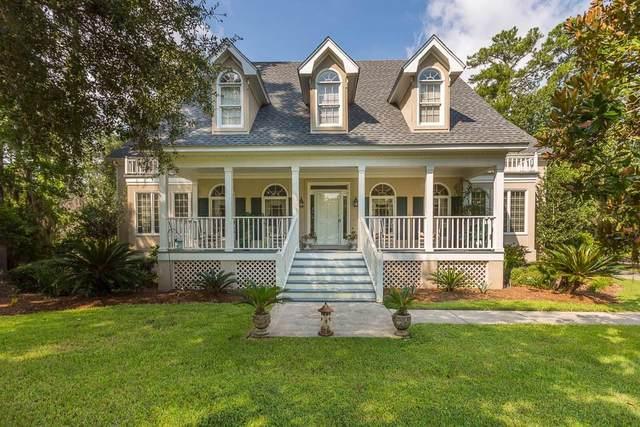 359 Oak Grove Island Drive, Brunswick, GA 31523 (MLS #1622781) :: Coastal Georgia Living
