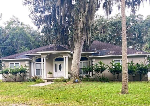 1199 W Shore Drive, Brunswick, GA 31523 (MLS #1622787) :: Coastal Georgia Living