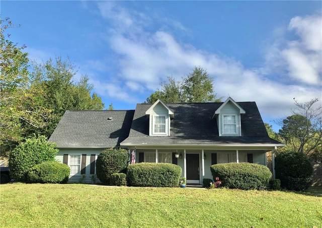 600 Gator Lane, Brunswick, GA 31525 (MLS #1622788) :: Coastal Georgia Living
