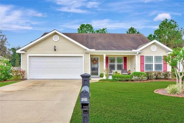 125 Southwinds Drive, Brunswick, GA 31523 (MLS #1622796) :: Coastal Georgia Living