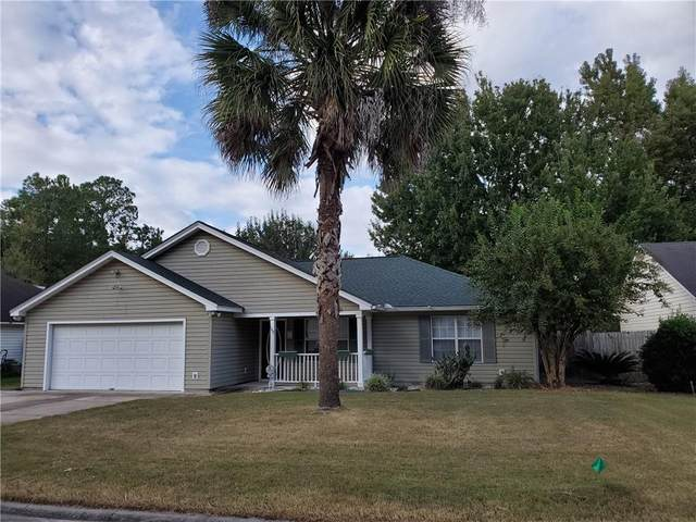 143 Easy Street, Brunswick, GA 31525 (MLS #1622963) :: Coastal Georgia Living