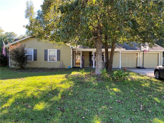 127 Woodvalley Drive, Kingsland, GA 31548 (MLS #1622988) :: Coastal Georgia Living