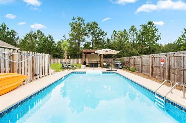 156 Lakes Drive, Brunswick, GA 31523 (MLS #1622999) :: Coastal Georgia Living