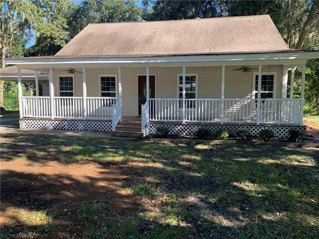 309 King Cotton Road, Brunswick, GA 31525 (MLS #1623019) :: Coastal Georgia Living