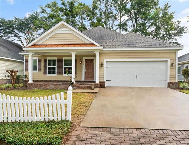 165 Gallery Way, Brunswick, GA 31525 (MLS #1623022) :: Coastal Georgia Living