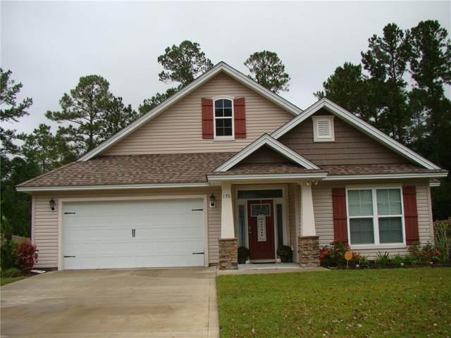 176 Sweetwater Boulevard, Brunswick, GA 31525 (MLS #1623041) :: Coastal Georgia Living