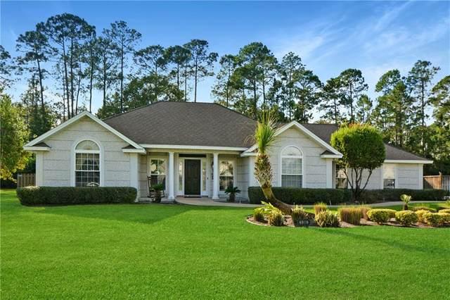 136 Eagle Crest Drive, Brunswick, GA 31525 (MLS #1623114) :: Coastal Georgia Living