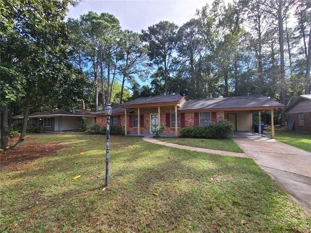109 Tee Lane, Brunswick, GA 31525 (MLS #1623116) :: Coastal Georgia Living
