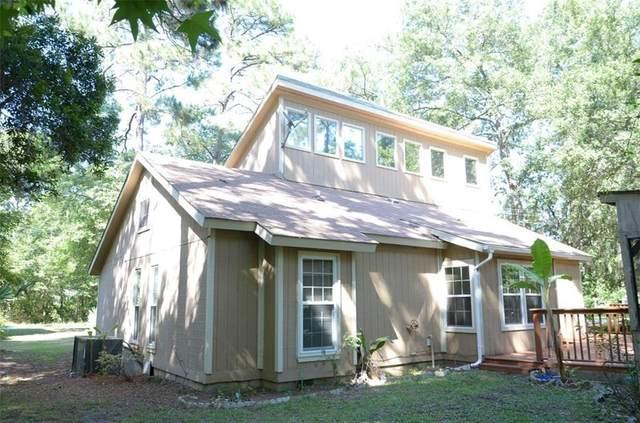 150 Zellwood Drive, Brunswick, GA 31523 (MLS #1623149) :: Coastal Georgia Living