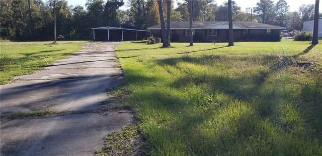 128 & 142 Peek (Approx. 2.50 Ac) Road, Brunswick, GA 31525 (MLS #1623152) :: Coastal Georgia Living