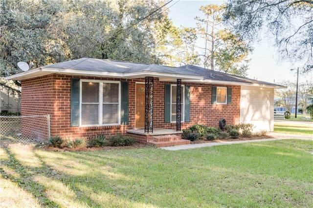 401 W Howard Drive, Brunswick, GA 31523 (MLS #1623156) :: Coastal Georgia Living