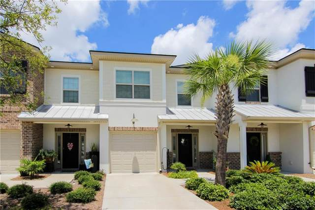 1403 Mariners Circle, St. Simons Island, GA 31522 (MLS #1623194) :: Coastal Georgia Living