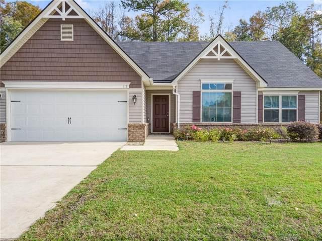 119 Covington Pointe Drive, Brunswick, GA 31523 (MLS #1623217) :: Coastal Georgia Living