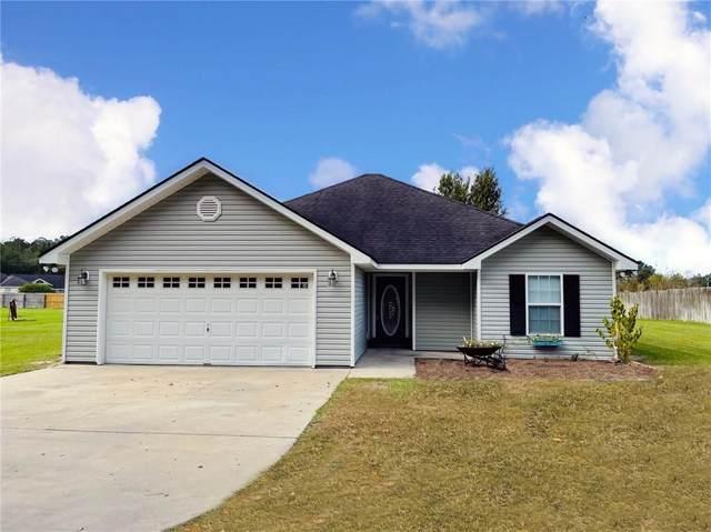 4602 SE Smith Road, Townsend, GA 31331 (MLS #1623238) :: Coastal Georgia Living