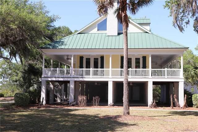 151 Sapelo Park NE, Shellman Bluff, GA 31331 (MLS #1623277) :: Coastal Georgia Living