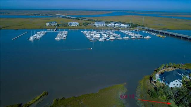 304 Yacht Club Lane, St. Simons Island, GA 31522 (MLS #1623284) :: Coastal Georgia Living