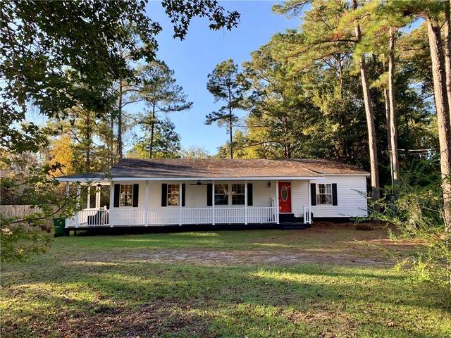 1438 Ford Boulevard NE, Townsend, GA 31331 (MLS #1623285) :: Coastal Georgia Living