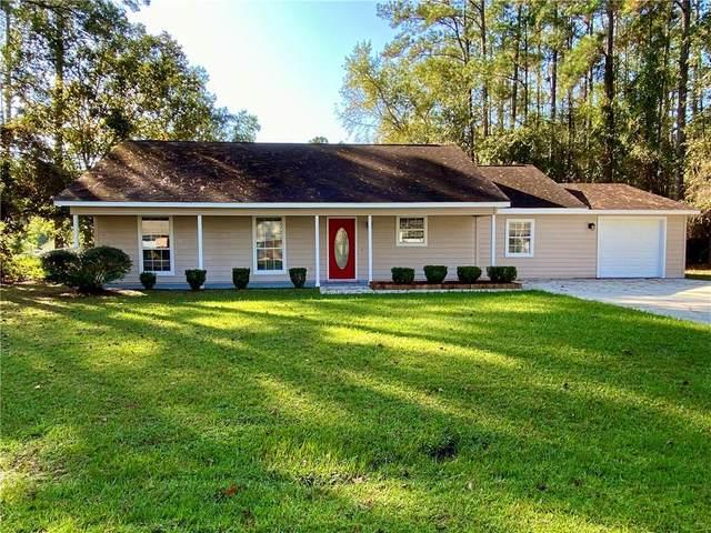 105 Crestwood Court, Kingsland, GA 31548 (MLS #1623352) :: Coastal Georgia Living