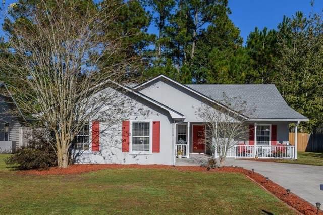 116 Lake Wisteria Court, Kingsland, GA 31548 (MLS #1623358) :: Coastal Georgia Living