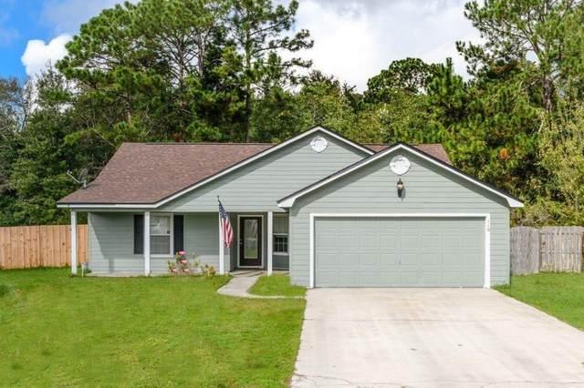 110 Acacia Drive, Kingsland, GA 31548 (MLS #1623367) :: Coastal Georgia Living