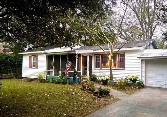 2830 Canary Drive, Brunswick, GA 31520 (MLS #1623378) :: Coastal Georgia Living