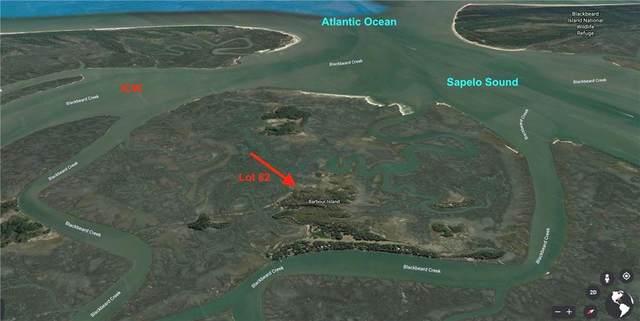 82 Barbour Island, Townsend, GA 31331 (MLS #1623649) :: Coastal Georgia Living