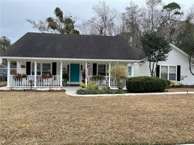 239 Shadowlake Drive, Brunswick, GA 31525 (MLS #1623768) :: Coastal Georgia Living