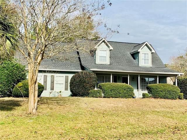 600 Gator Lane, Brunswick, GA 31525 (MLS #1623772) :: Coastal Georgia Living