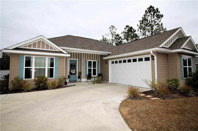 156 Turkey Point, Brunswick, GA 31525 (MLS #1623789) :: Coastal Georgia Living