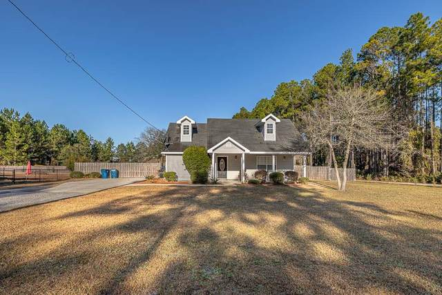 353 Ratcliffe Road, Brunswick, GA 31523 (MLS #1623820) :: Coastal Georgia Living