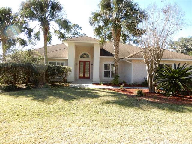141 Laurel Grove Road, Brunswick, GA 31523 (MLS #1623859) :: Coastal Georgia Living