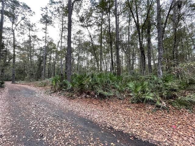 15 Cotton Field Road, Brunswick, GA 31523 (MLS #1623869) :: Coastal Georgia Living