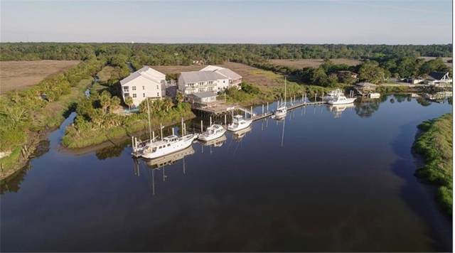 307 Hidden Harbor Road, Brunswick, GA 31525 (MLS #1623908) :: Coastal Georgia Living