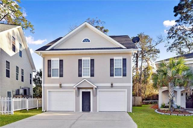 173 Drayton Circle, Brunswick, GA 31525 (MLS #1623922) :: Coastal Georgia Living