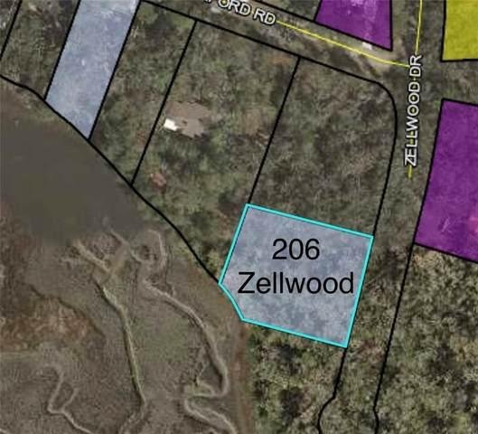 206 Zellwood Drive, Brunswick, GA 31523 (MLS #1624038) :: Coastal Georgia Living