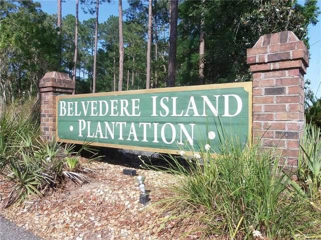 Lot 86 Belvedere Drive NE, Townsend, GA 31331 (MLS #1624114) :: Coastal Georgia Living
