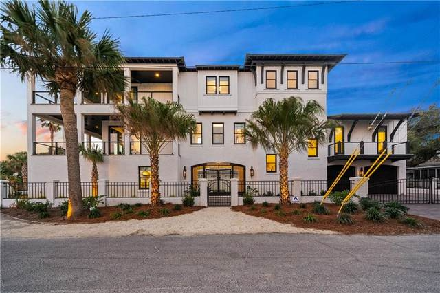 4305 15th Street, St. Simons Island, GA 31522 (MLS #1624155) :: Coastal Georgia Living