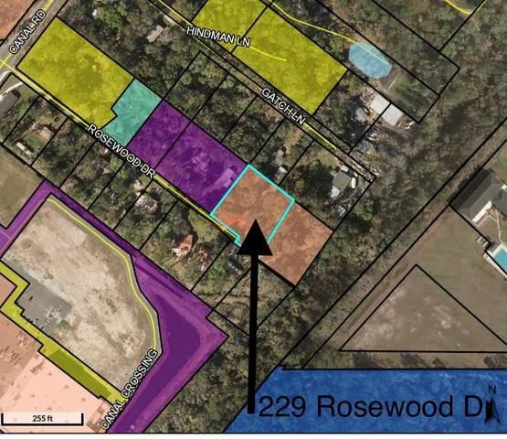 229 Rosewood Drive, Brunswick, GA 31525 (MLS #1624202) :: Coastal Georgia Living
