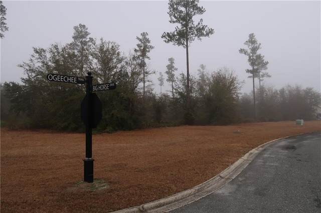 0 Ogeechee Trail, Waynesville, GA 31566 (MLS #1624322) :: Coastal Georgia Living