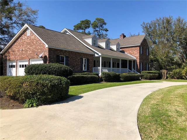 124 Pine Valley, St. Simons Island, GA 31522 (MLS #1624331) :: Coastal Georgia Living