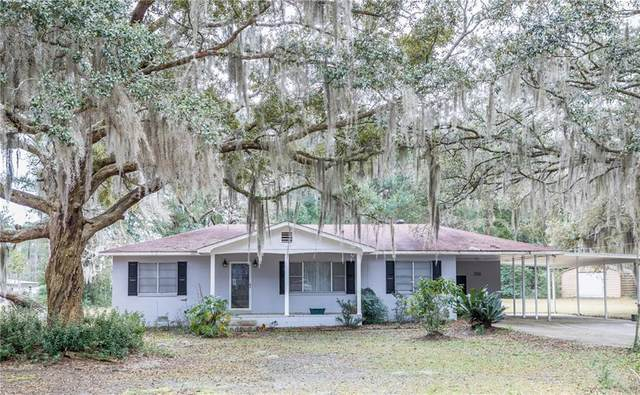 1341 Mentionville Road SW, Darien, GA 31305 (MLS #1624435) :: Coastal Georgia Living